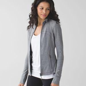 Lululemon | Define Jacket Heathered Slate